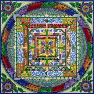 Cuál Es El Origen Del Término Mandala Y De Dónde Viene 20 000