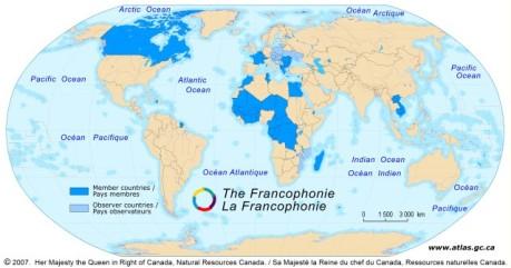 francofonía