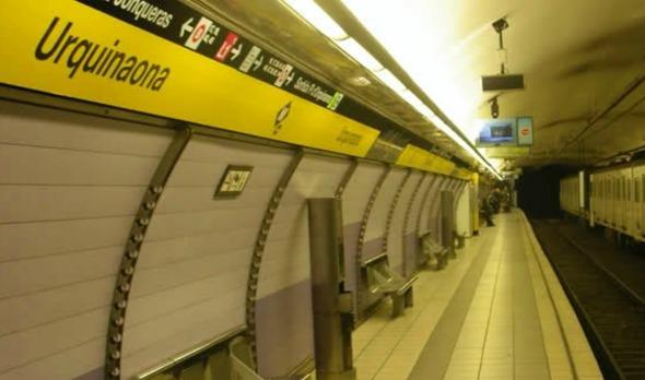 L4 metro de Barcelona