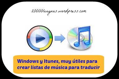 música para traducir