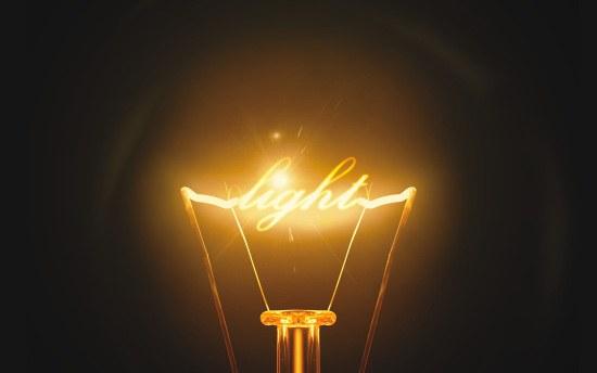 luz, origen de la palabra