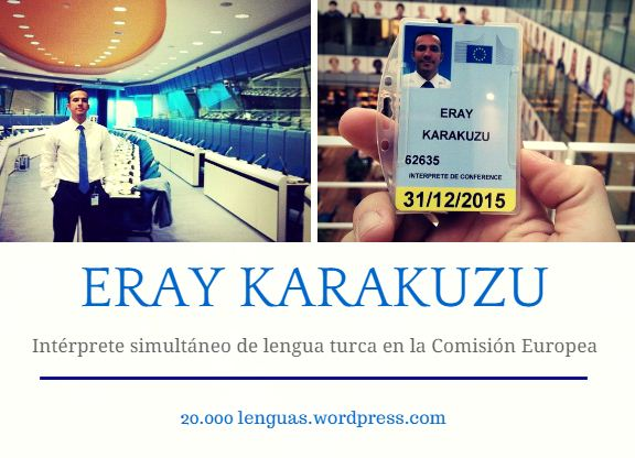 Eray Karakuzu 20.000 lenguas entrevista