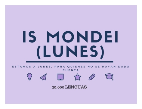 IS MONDEI(LUNES)