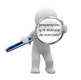 preparación y el análisis de mercado