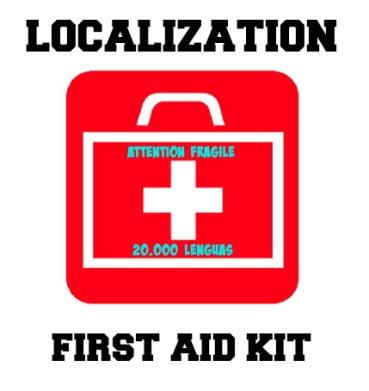 Kit de primeros auxilios de localización