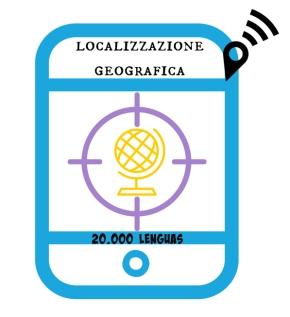Localizzazione geografica nella traduzione