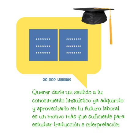 Por qué estudiar traducción e interpretación
