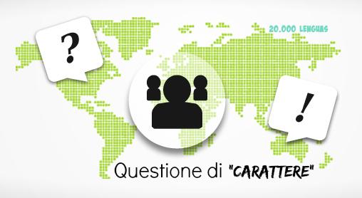 internazionalizzazione, localizzazione e traduzione