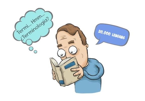 Qué es la terminología y para qué sirve