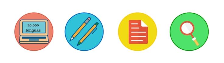 Herramientas gratuitas de traducción, interpretación y lengua