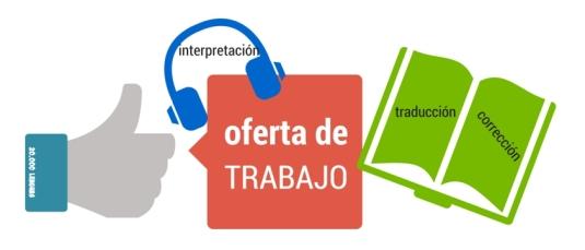 trabajo de traducción e interpretación