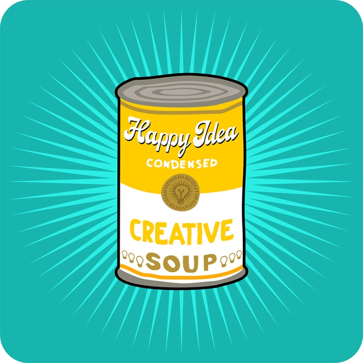 creativity soup
