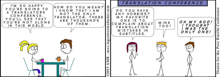why every translator should go to at least one translation conference